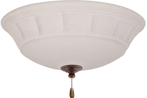 Emerson LK141GBZ Gilded Bronze Grande White Mist Light Fixture