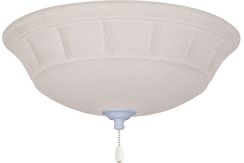 Emerson LK141LEDWW Appliance White Grande White Mist LED Light Fixture