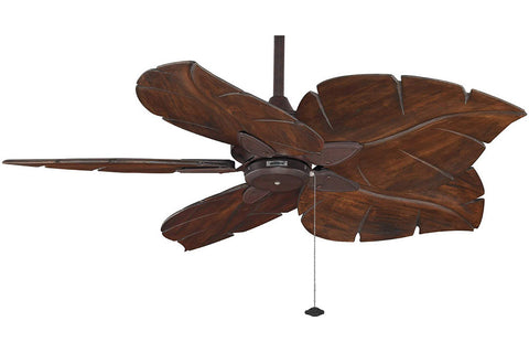 "Fanimation MA7500RS-B5280WA 52"" Windpointe Ceiling Fan in Rust"