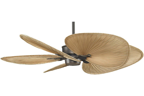 "Fanimation MAD3250BA-ISP1 52"" Islander Ceiling Fan in Bronze Accent"