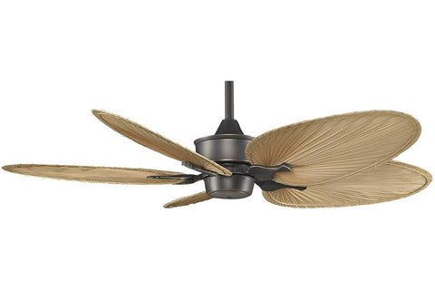 "Fanimation MAD3250BA-ISP4 52"" Islander Ceiling Fan in Bronze Accent"
