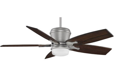 "Fanimation MAD3260SN-B5330WA 52"" Sandella Ceiling Fan in Satin Nickel"