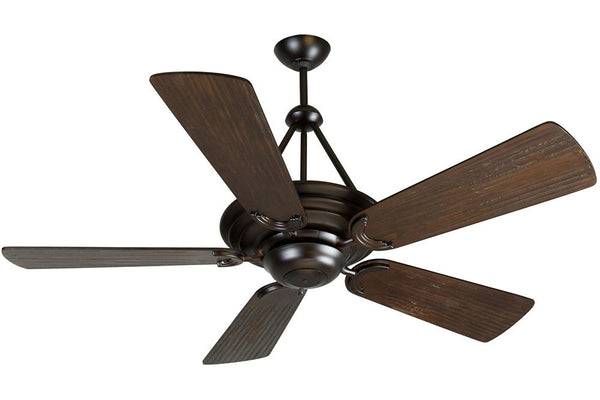 "Craftmade ME52OB 54"" Metro Ceiling Fan in Oiled Bronze"