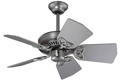 "Craftmade PI30BN 30"" Piccolo Ceiling Fan in Brushed Nickel"