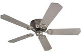 "Craftmade PUH52BN 52"" Universal Hugger Ceiling Fan in Brushed Nickel"
