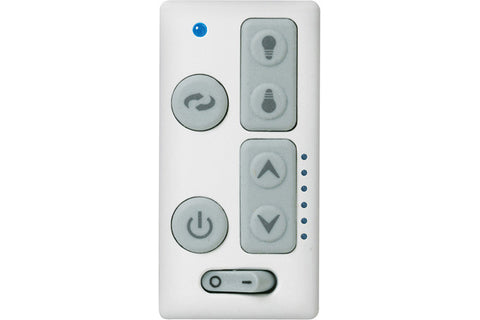 Emerson SW605 White, Ivory, Light Almond (Battery) Six-Speed LED Wall Control