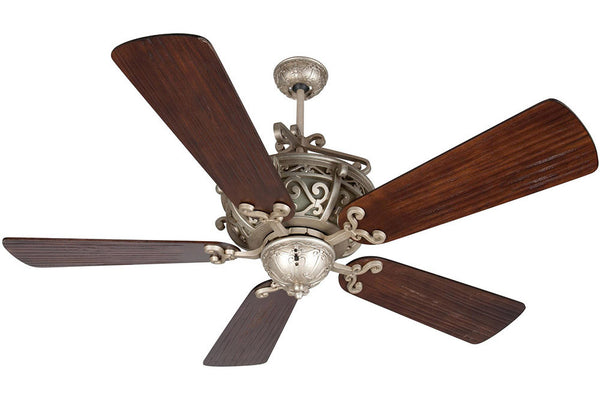 "Craftmade TO52AO 54"" Toscona Ceiling Fan in Athenian Obol"