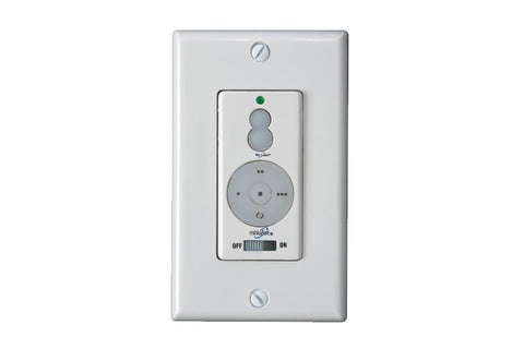Minka Aire WCS212 Full Function Wall Control with Reverse