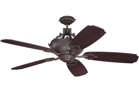 "Craftmade WXL52AG 54"" WXL Ceiling Fan in Aged Bronze"