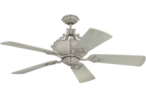 "Craftmade WXL52FW 54"" WXL Ceiling Fan in French White"