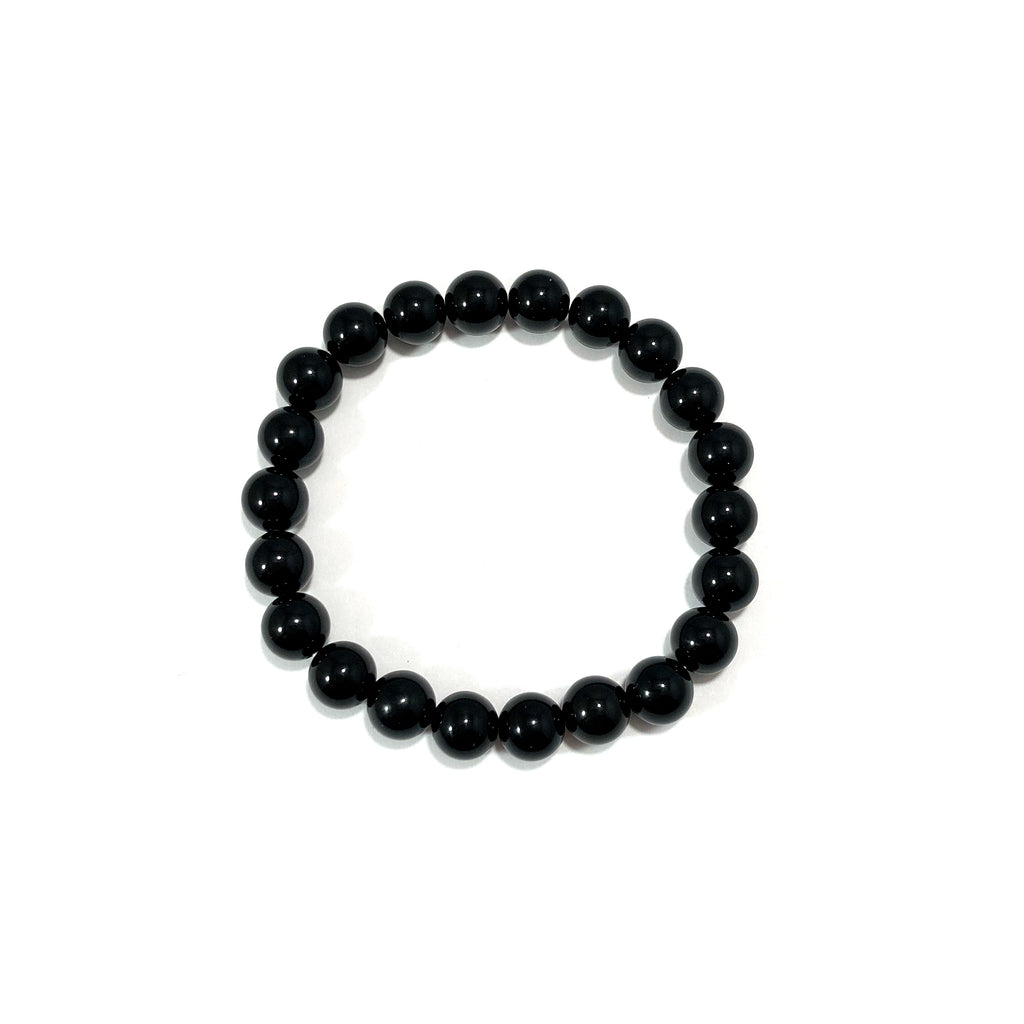 Agate | Black | 8mm