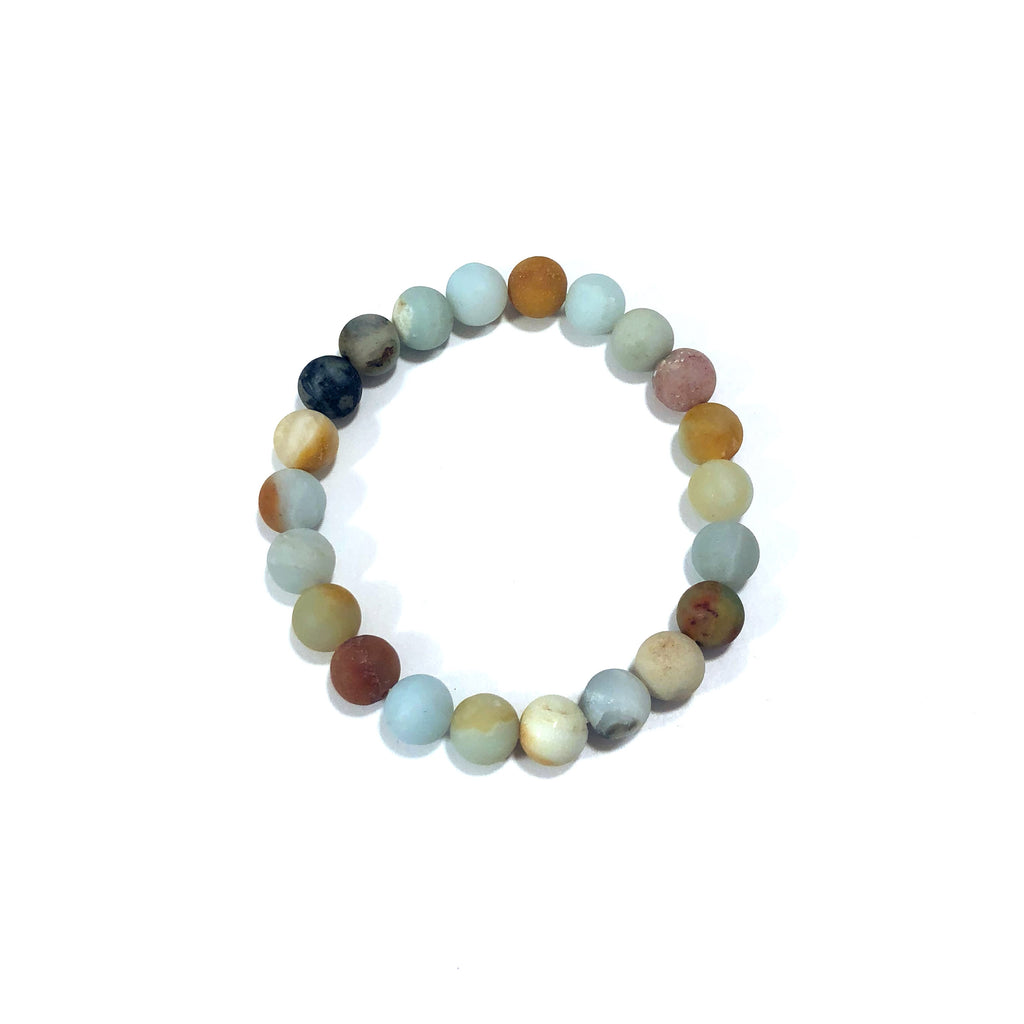 Amazonite | Natural Matte | 8mm