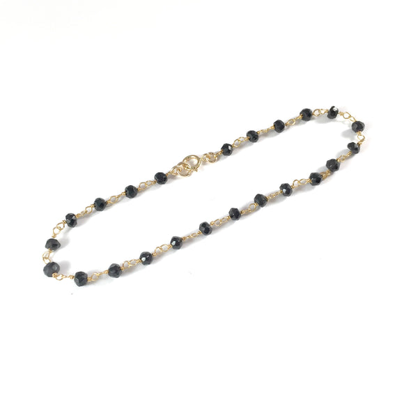 Dainty Rosary Chain Bracelet | You Choose