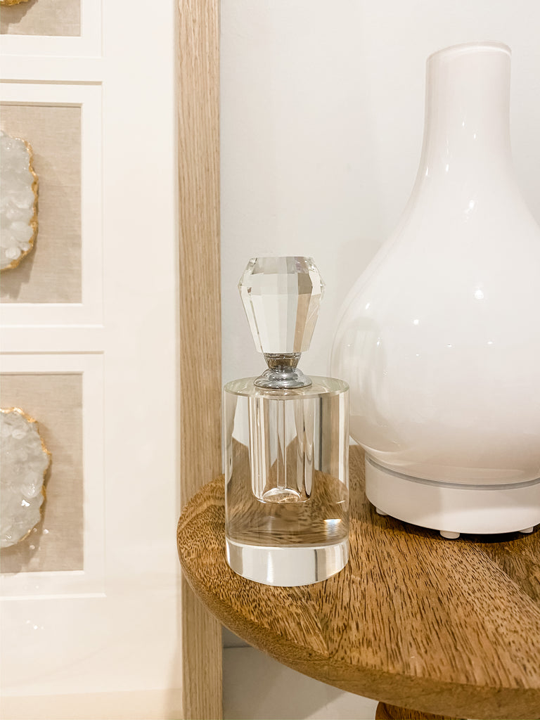 Glass Perfume Bottle | Coco