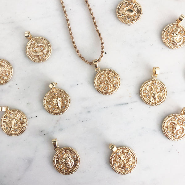The Zodiac Necklace