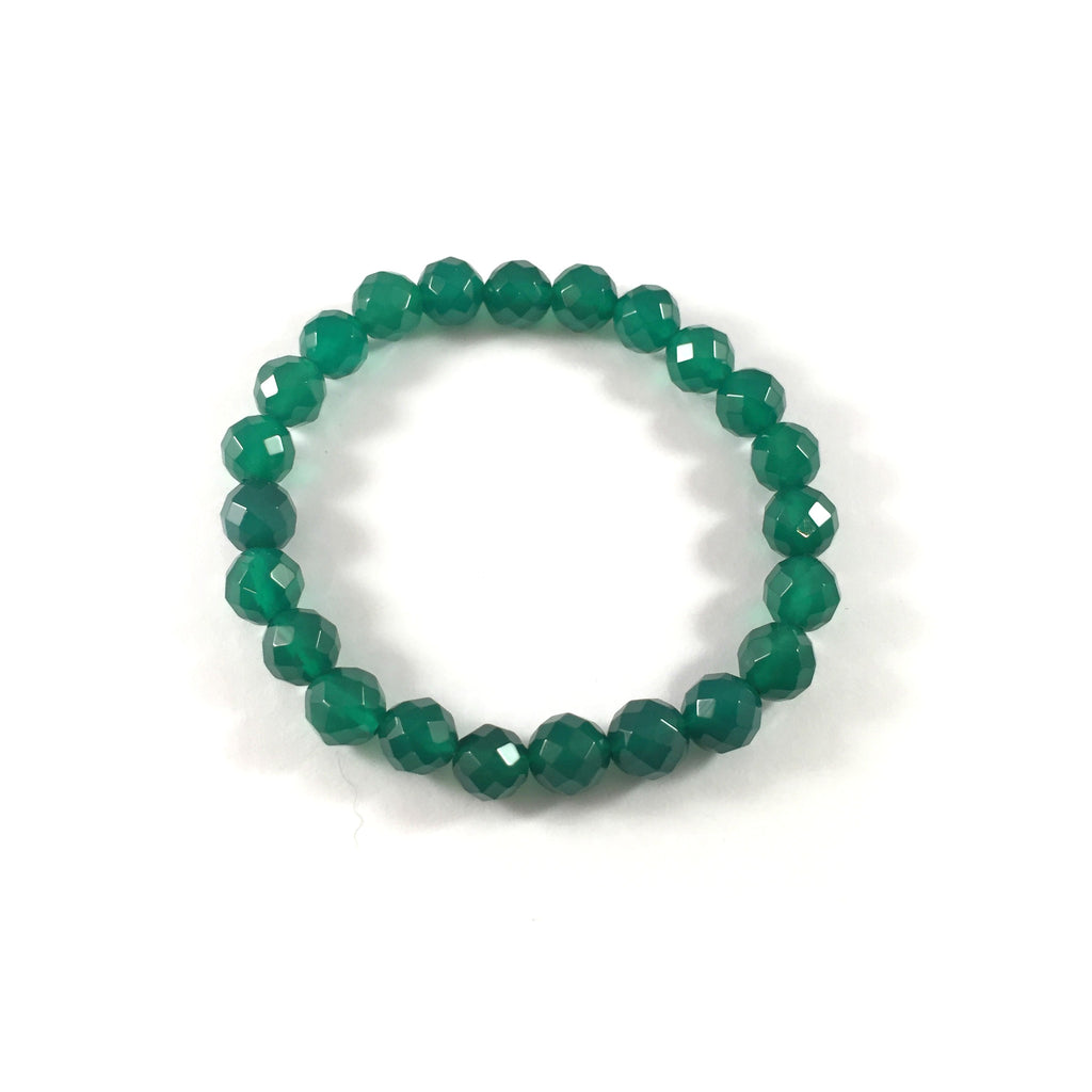 SOLO | Agate in Green