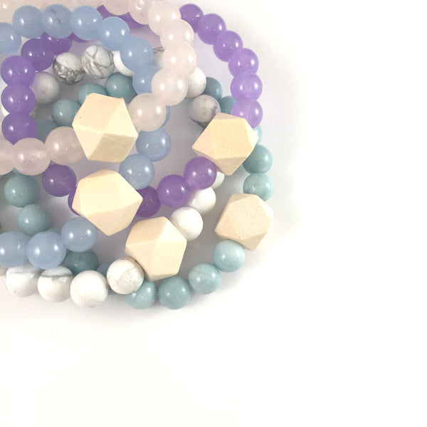 Geometric Diffuser Beads | Mini + Me | Your Choice