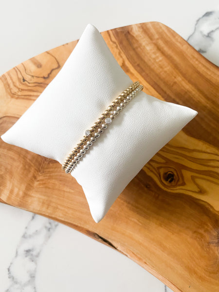 Shine Bracelet | 3mm Gold Filled or Sterling