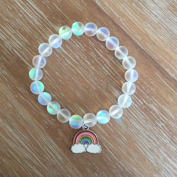 Be a Rainbow Bracelet | Livvi's Rainbow For Charity