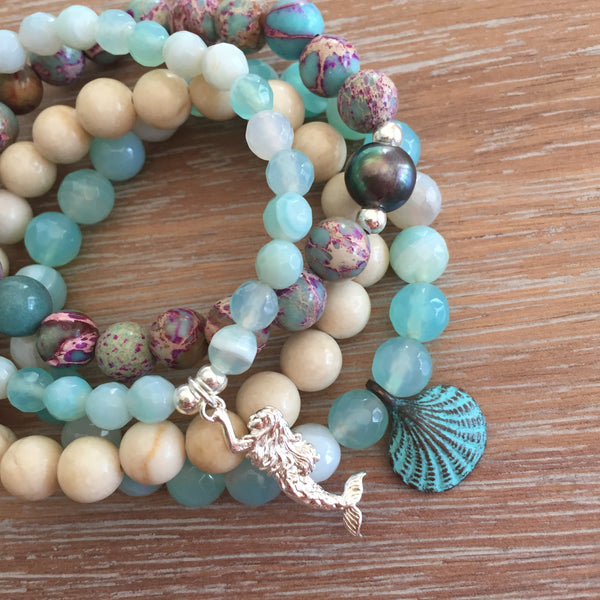 Mermaid Stack | Livvi's Rainbow for Charity