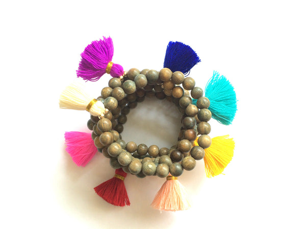 SALE | Tassel Bracelet You Choose a Color