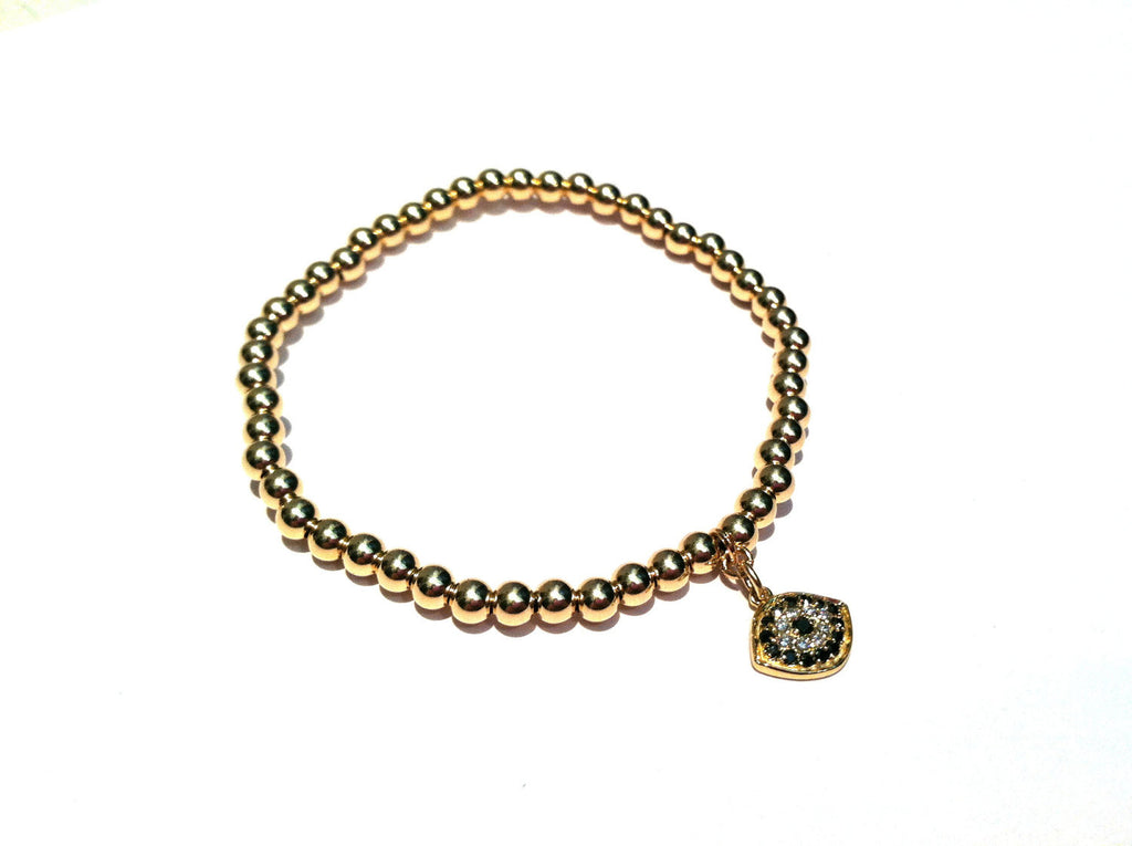 Radiant Lucky Eye Bracelet