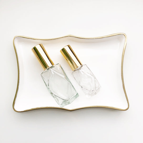 Geometric Perfume Bottle | 30ml or 60ml