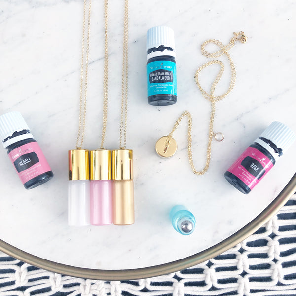 Classic Roller Necklace | Pearlized 5ml