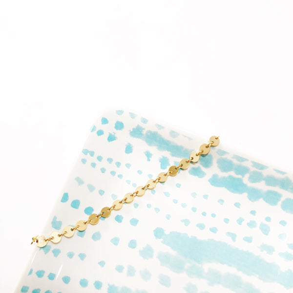 DOTS Choker | Gold Filled