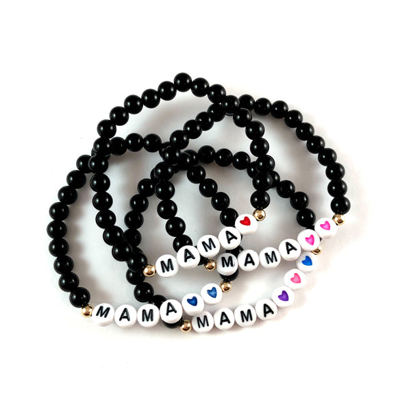 Mama + Heart Bracelet | Choose Hearts