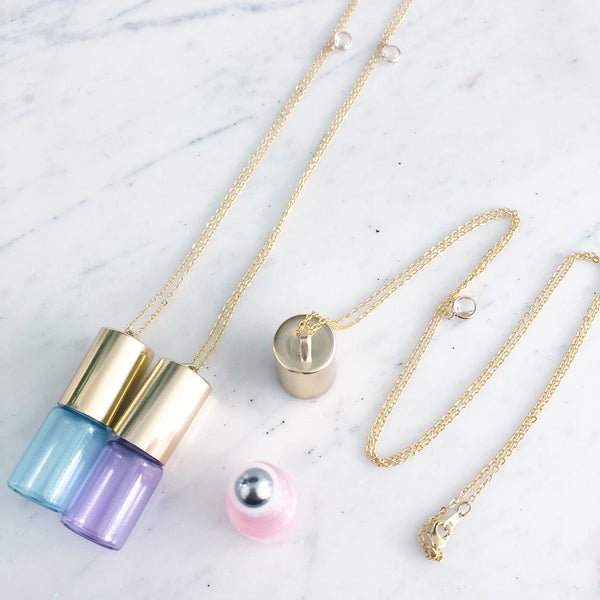 Classic Roller Necklace | Pearlized 3ml