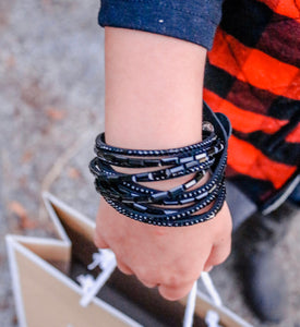 BRACELET WRAP - KIDS / ADULTS - MAMA + LULU