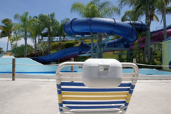AquaVault - keeps it safe at the waterpark