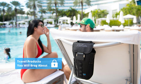 FlexSafe By Aquavault Will Keep Your Things Safe When You Travel