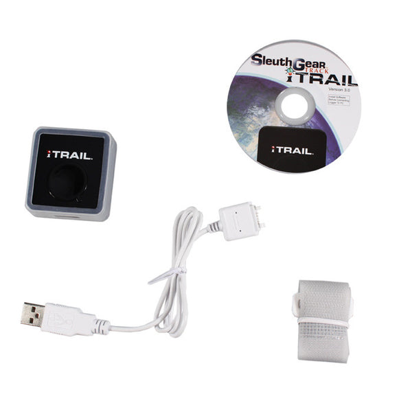 H6001 - iTrail by SleuthGear with magnetic box
