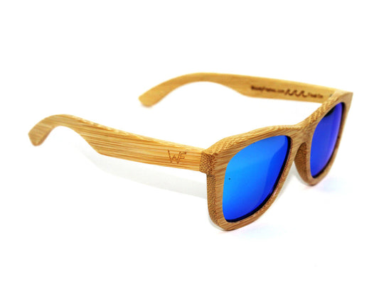 b100472fe3 Sky Blue Boozers.   59.00. bamboo-sunglasses-electric-green-stiffies-woody- frames
