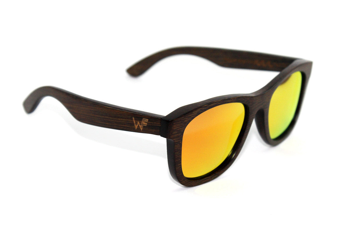 Woody Frames | Home | Natural Bamboo Sunglasses