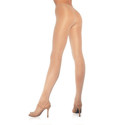 Opaque Sheer Waist Tights - PlaythingsMiami