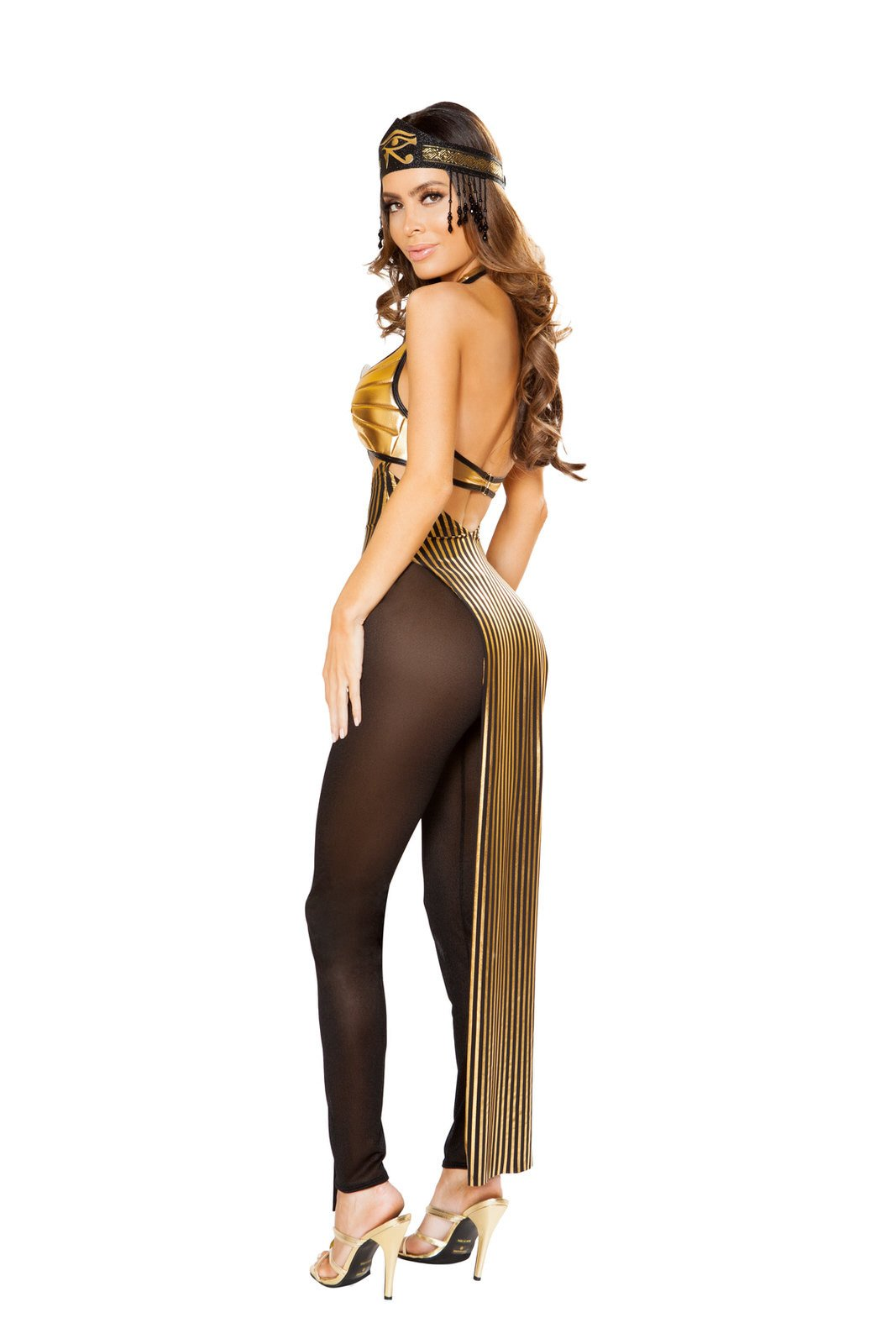 10114 - Confidential Society 3pc Cleopatra Costume