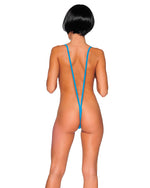 Suspender Thong *Assorted Colors* - PlaythingsMiami