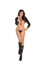 Opaque Knee Hi Stockings - PlaythingsMiami