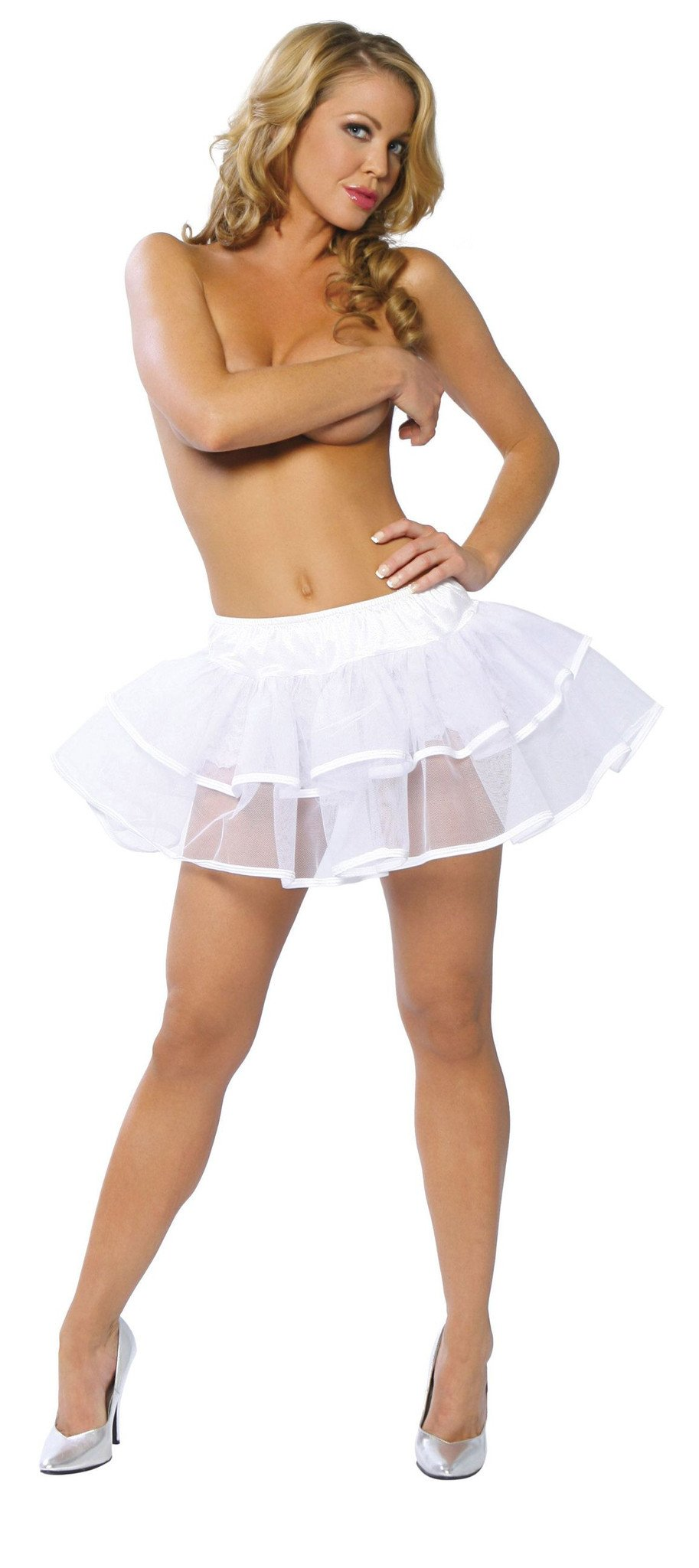Double Layered Petticoat - PlaythingsMiami