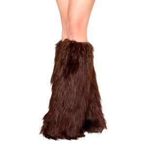 Fur Leg Warmers *Assorted Colors Available* - PlaythingsMiami