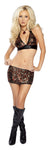 2881SQ (Red/Gold) - Roma Costume Skirt Sets,Blowout Sale