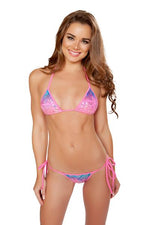 2PC Printed Bikini Set *Assorted Prints* - PlaythingsMiami