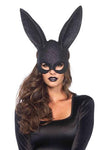 Glitter Masquerade Rabbit Mask - PlaythingsMiami