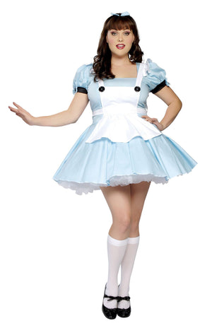 3pc Alice Costume - PlaythingsMiami
