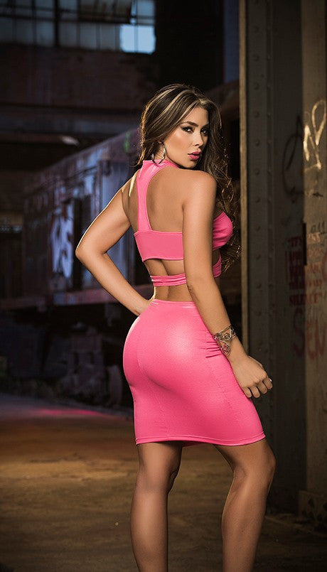 SIZZLING MINI DRESS - PlaythingsMiami