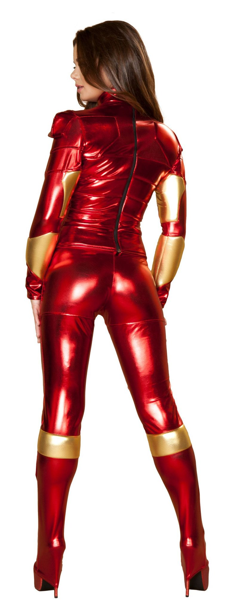 4379 - 2pc Hot Metal Mistress - PlaythingsMiami