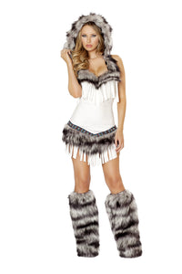 1pc Indian Seductress Costume - PlaythingsMiami